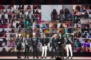 '슈퍼엠' 세계 첫 온라인 콘서트 25억 벌었다