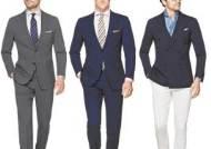 [issue&] 셔츠를 입은 듯한 착용감 …'세상에서 가장 가벼운 수트' 국내 첫선