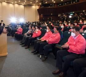 '김·영·초'가 운명 가른다…통합당 운명 쥔 원내대표 선거
