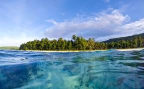 [한 컷 세계여행] 코로나 이전에도 사람 없었던 태평양의 낙원