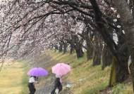 남부 반가운 비, 메마른 땅 촉촉… 서울·경기·강원은 건조