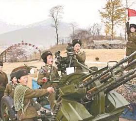 북한군, <!HS>장성택<!HE> <!HS>처형<!HE> 때 쓴 고사총으로 한국군 GP 쐈다