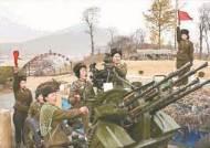 북한군, 장성택 처형 때 쓴 고사총으로 한국군 GP 쐈다