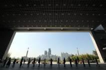 [서소문사진관]재개관 국립중앙박물관, 2m 간격 줄서 입장