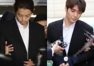 '집단 성폭행' 정준영·최종훈, 항소심 선고 하루 전 기일변경 신청