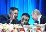김정은, 시진핑 이어 푸틴에도 축전…5년만에 전승절 축하