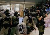 """코로나 잦아들자 <!HS>홍콩<!HE> 시위 다시 시작됐다 ... 경찰, """"250명 이상 구금"""""""
