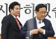 """미래통합ㆍ한국 """"합당추진"""" 합의…'원유철 독자노선' 불씨는 아직?"""