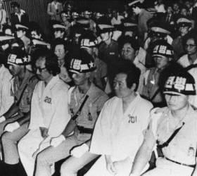 """40년전 이해찬ㆍ설훈의 김대중내란음모사건 최후진술…""""징역 구걸 않겠다"""""""