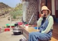 """공효진, '삼시세끼' 게스트 소감 """"죽굴도 식구들 즐거웠어요"""""""