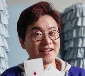 """'인간복사기' 김학도 """"남다른 관찰력, 포커 선수로 장점 됐죠"""""""