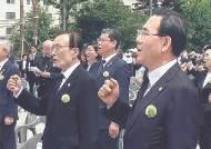 통합당 주호영, 盧 추도식 간다···5·18 참석 이어 두번째 행보