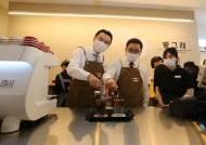 하이트진로, 청년 자립 지원 카페 '빵그레' 오픈