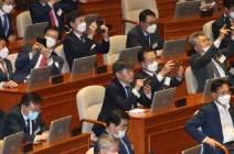 [포토사오정] 국회 본회의장이 궁금한 제21대 초선의원 당선인들