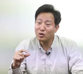 """[단독]오세훈 """"고민정 아닌 <!HS>문재인<!HE>에 진 것···당권 도전 고민"""""""