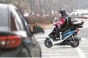 코로나로 늘어난 언택트 소비…오토바이 사고 15% 급증