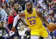 NBA, 7월말 디즈니월드서 재개 검토