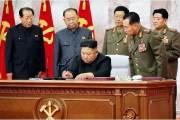 잠행 22일만에 돌아온 김정은···美 보란듯 '핵 카드' 꺼냈다
