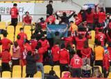 """""""홍콩인, 中국가 야유해도 처벌""""···국보<!HS>법<!HE> 이어 국가<!HS>법<!HE> 심의 착수"""