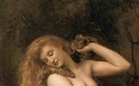 아담의 첫 여자 릴리트, 악마의 연인이 된 사연