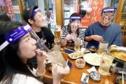 [사진] 코로나 시대 오사카 술집