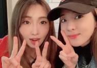 """산다라박, 공민지 신곡 '러블리' 홍보 """"진정한 사기캐 울 막내"""""""