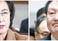 """공수처 1호 수사 대상 윤석열 질문에…추미애 """"성역은 없다"""""""