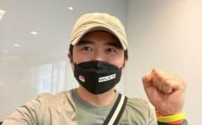 """왕의 응원 """"위기는 기회, 묵묵히 제자리 지켜요"""""""