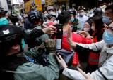 """<!HS>홍콩<!HE> 민주파 """"경찰 불허해도 6월 4일 톈안먼 추도행사 연다"""""""