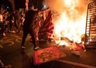 """""""흑인 1004명 경찰 손에 죽었다""""···트럼프에 폭발한 워싱턴"""