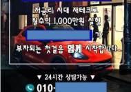 """""""몇십만원으로 1000만원 수익""""…'짝퉁' FX마진 거래했다간 낭패"""