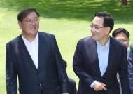 김태년·주호영 이번엔 막걸리 나눴지만…개원협상 타결 실패