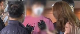 """서울역 '<!HS>묻지마<!HE> <!HS>폭행<!HE>범' 구속영장 """"피해자에 죄송, 반성한다"""""""