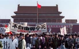 홍콩 촛불 30년만에 꺼지나보안법 이후 첫 천안문 추모행사