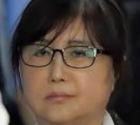 """최순실 옥중수기 """"박근혜 지키려 이혼, 투명인간 돼 <!HS>청와대<!HE>로"""""""