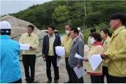 옹진군의회, 백령·대청면 주요 사업현장 점검