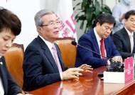 """보수 야당의 기본소득론, 김종인·안철수 """"검토할 때 됐다"""""""