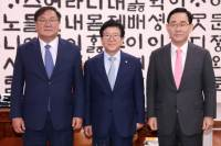 통합당 '예결위 포기'도 안먹혔다···법사위 쟁탈전 막전막후