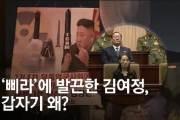 """[영상]""""대북전단 방치땐 최악""""···김여정 엄포엔 '공포' 비친다"""