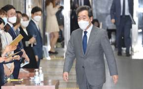 민주당 당권 도전하려는 이낙연·김부겸·홍영표의 '동상삼몽'