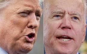 플로이드가 흔든 美대선…바이든, 49 대 42 트럼프 앞질렀다