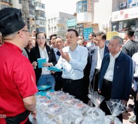 <!HS>리커창<!HE>에 공개적으로 대든 시진핑 최측근…'노점경제' 충돌