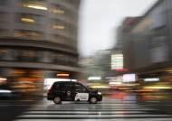 방콕족 늘고 택시손님 줄자…日택시 5대 중 1대 손님 대신 음식 날라