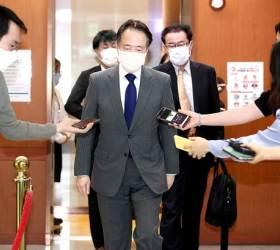 [사진] 정부, 일본대사 불러 강제<!HS>징용<!HE> 왜곡전시 항의