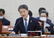 """외모언급에 혼쭐난 이용호···박능후 """"언론 보도 어이없게 봤다"""""""