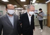 김기춘 '화이트리스트' 사건 파기환송심서 검찰 4년 구형