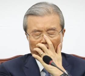 """김종인 """"文정부 <!HS>남북관계<!HE> 허구 입증···나홀로 평화 외쳐 되겠나"""""""