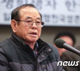 """文도 만난 강제<!HS>징용<!HE> 피해자 """"정부 재단, 윤미향과 다를바 없어"""""""