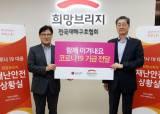 LG유플, 코로나19 극복 위해 온라인장터 모금액 기부
