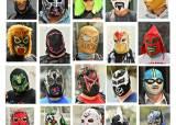 [한컷플러스+] 복면 쓴 멕시코 프로레슬러들 링 대신 거리로...